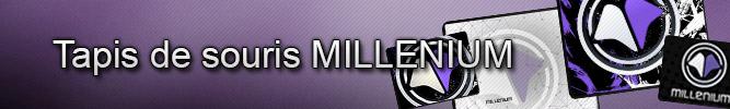Tapis de souris Millenium