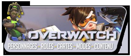Overwatch : Héros, rôles, Cartes, Modes, Contenus