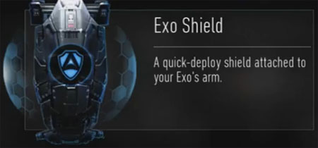 shield bouclier advanced warfare