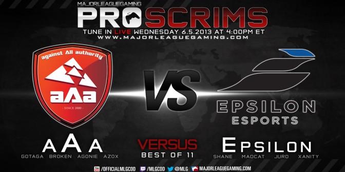*aAa* vs. Epsilon