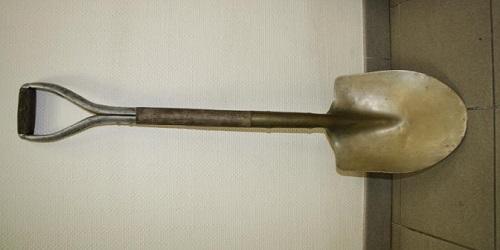 Pelle en or Origins, shovel