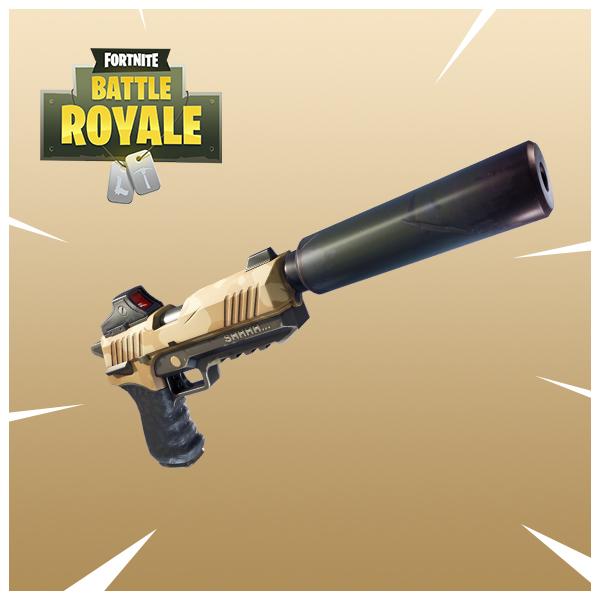 Nouvelle Arme Pistolet Silencieux Millenium