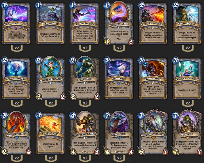 Tempo Mage : CompetitiveHS - reddit