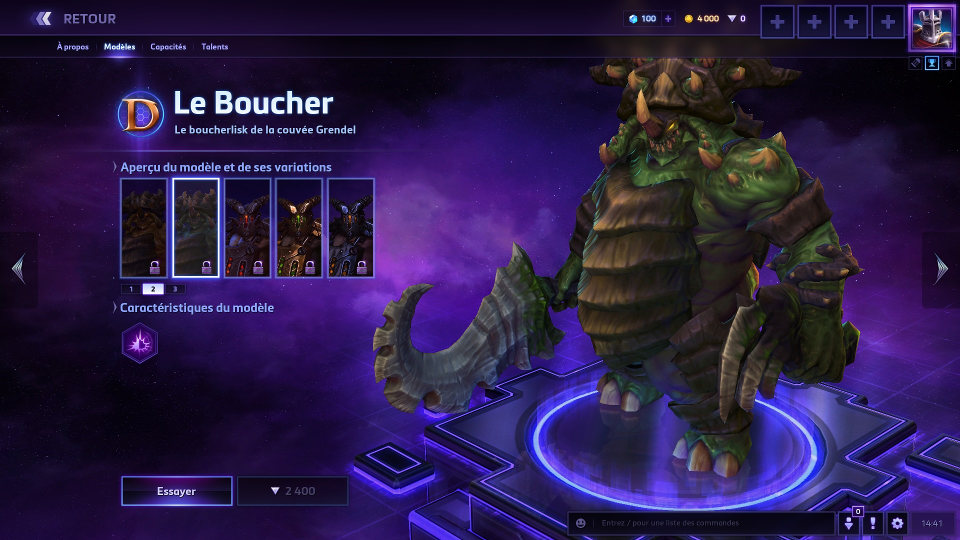 Boucher Build Hots