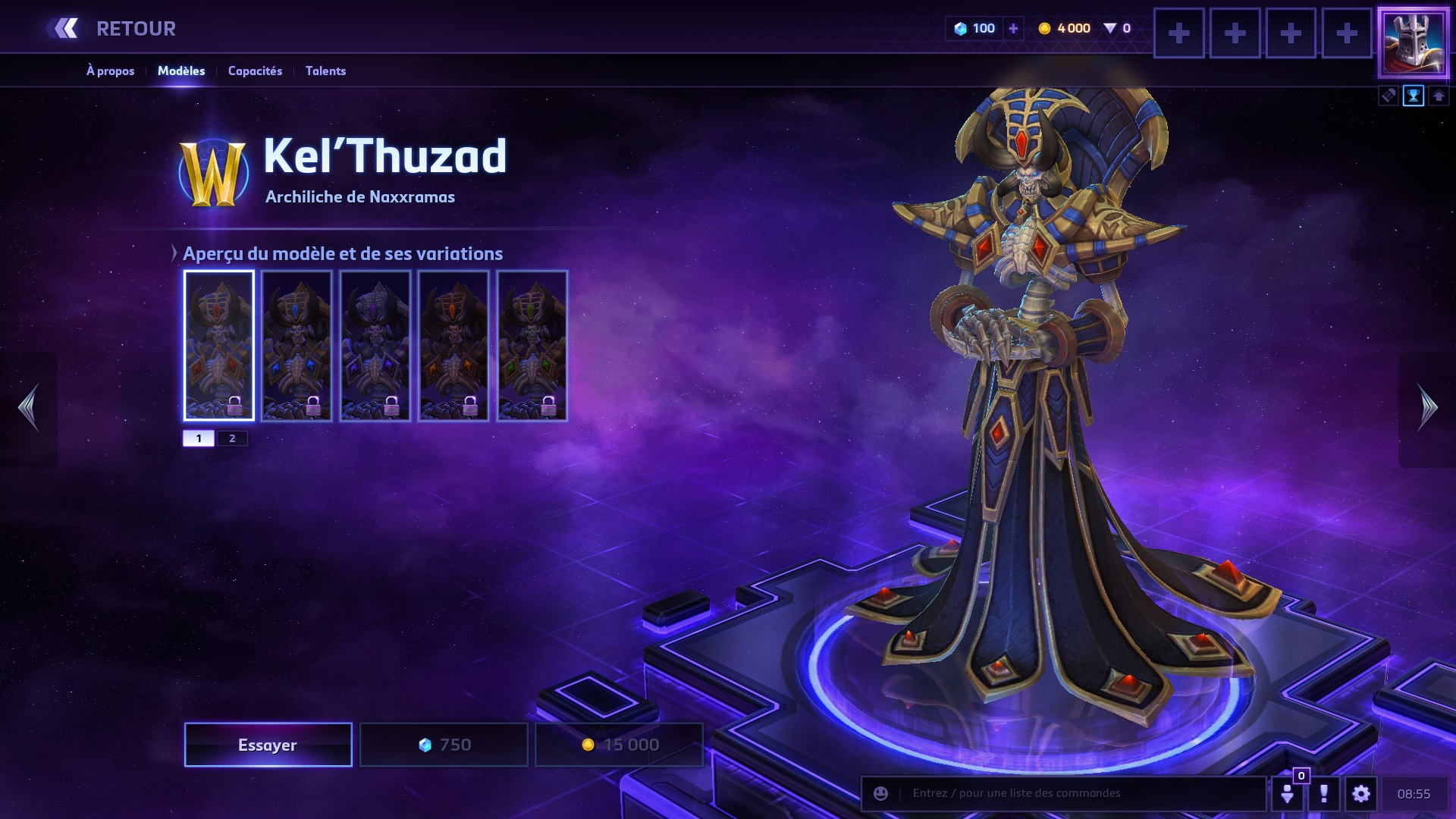 Kel'Thuzad - Wowpedia - Your wiki guide to the World of ...