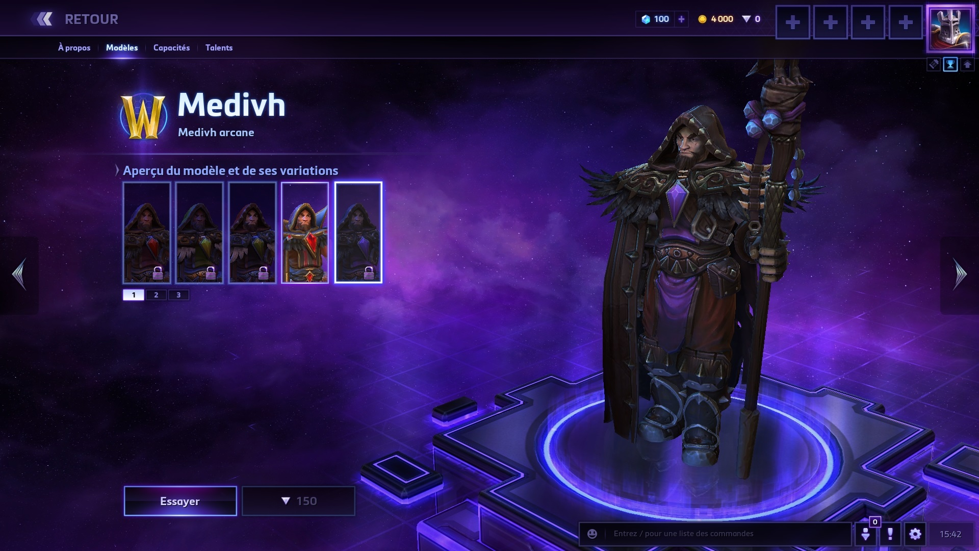 heroes of the storm medivh build guide