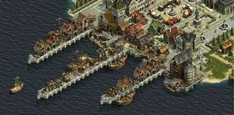 Anno Online : Les ports