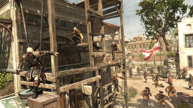 Test Assassin's Creed IV Black Flag
