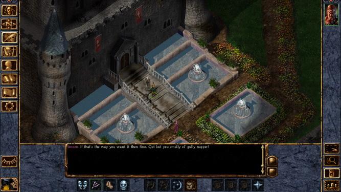 Test de Baldur's Gate Enhanced Edition