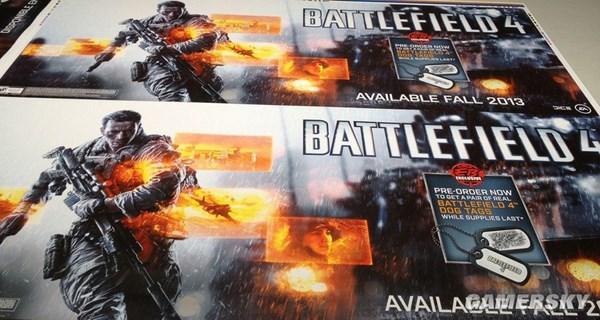 Battlefield 4 - Précommande