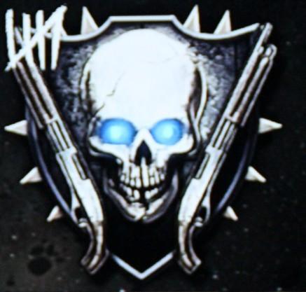 Insigne Zombie aux double shotguns ?