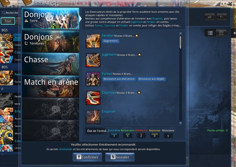 Build Conjureur Blade And Soul