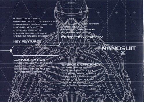 Objets de Crysis 3