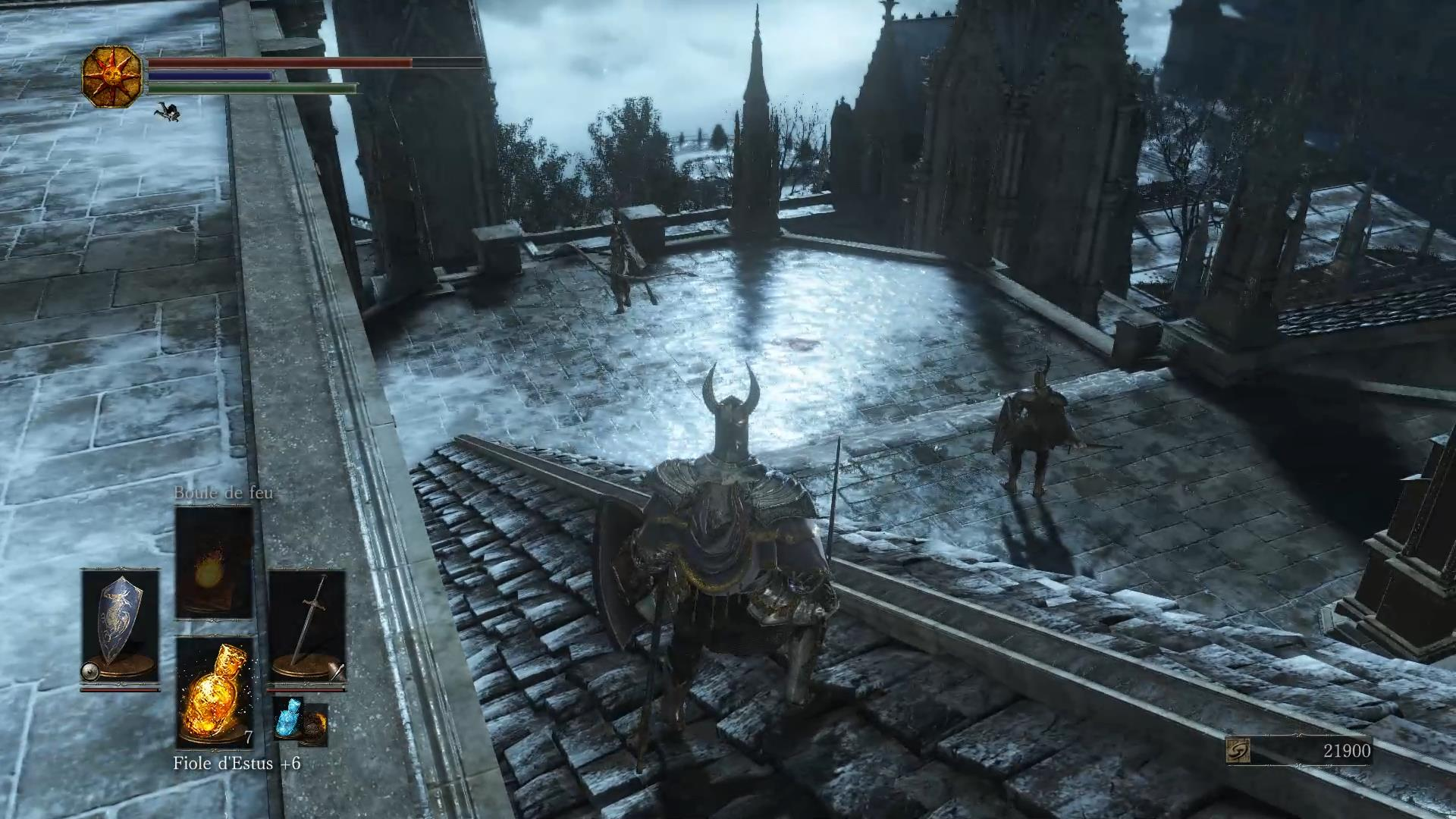 how to get to anor londo dark souls 3