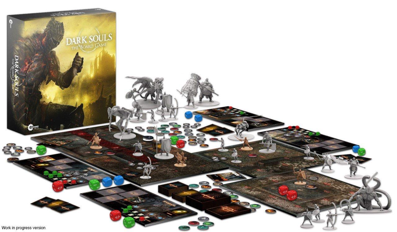 Dark Souls 3 jeu de plateau