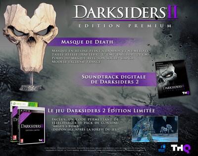 Darksiders 2 Collector fr