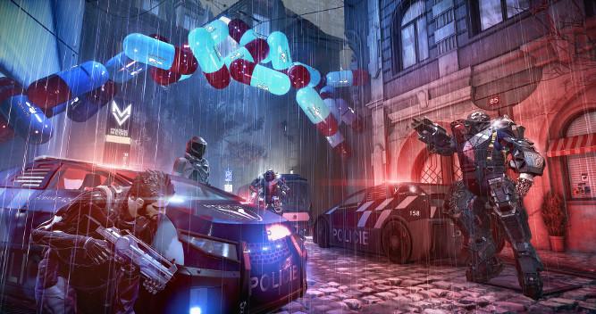 Deus Ex: Mankind Divided Test