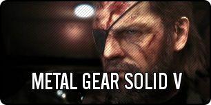 Metal Gear Solid V : The phantom of pain