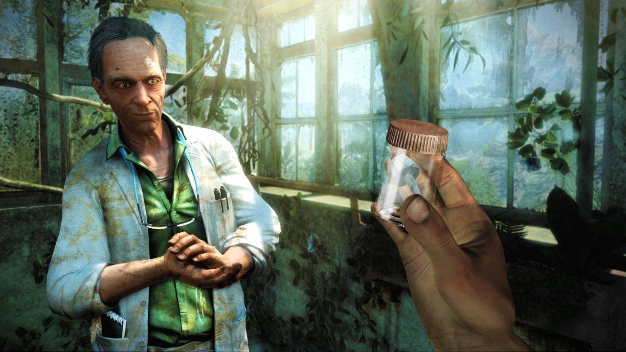 Far Cry 3 Ultra Settings 1080p Directx 11 activé