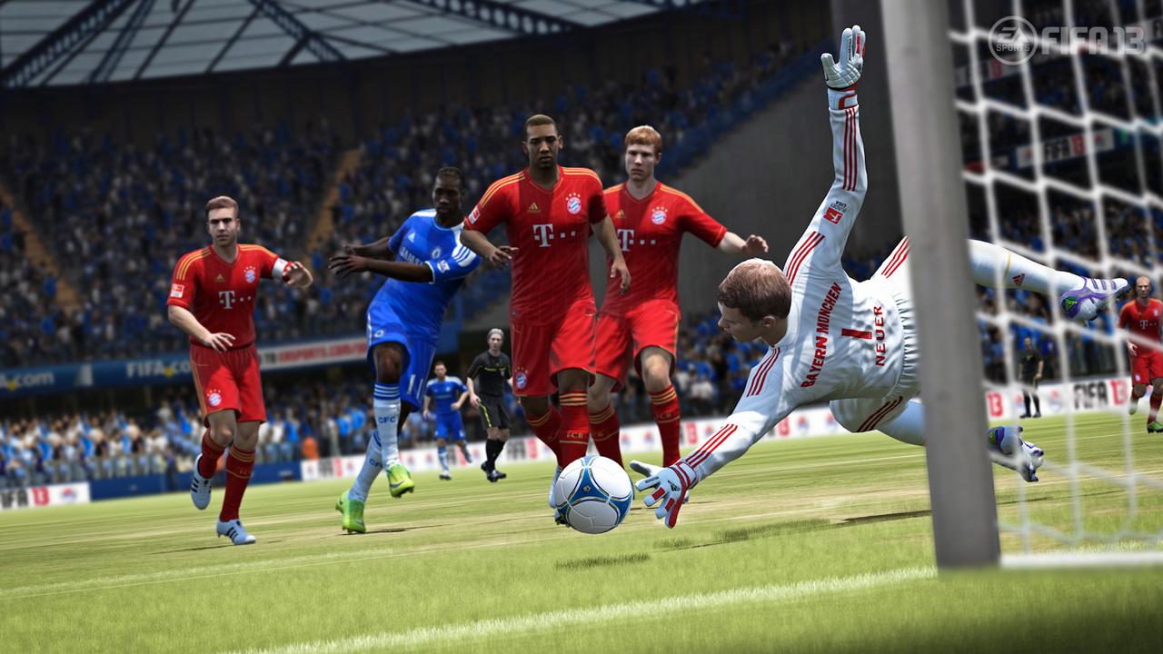 FIFA 13 : Test - Millenium