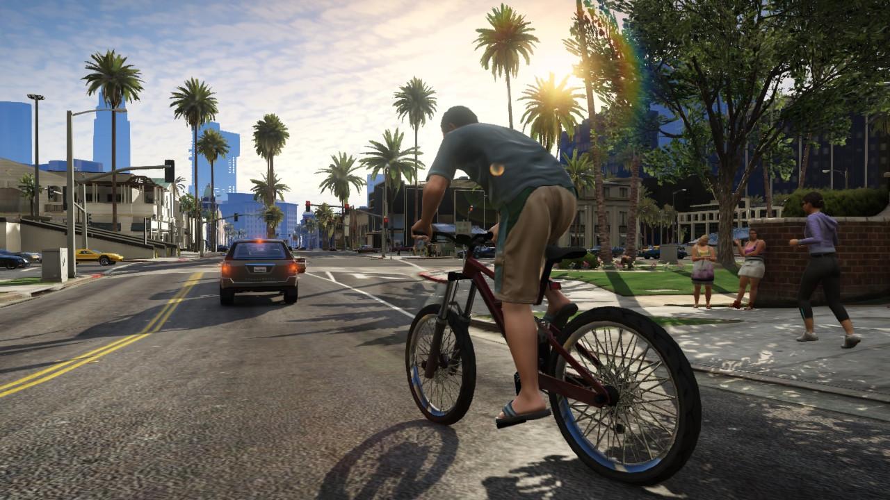 Grand Theft Auto V Les Vehicules Millenium