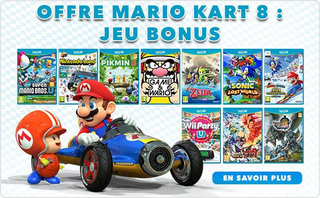 Mario kart 8 collector et bundle millenium - Mario kart wii gratuit ...