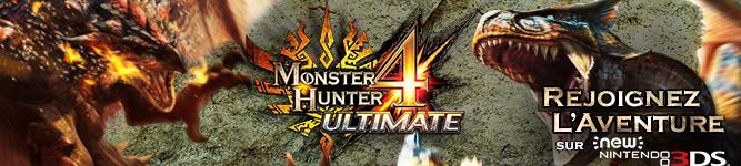 Acheter Monster Hunter 4 Ultimate