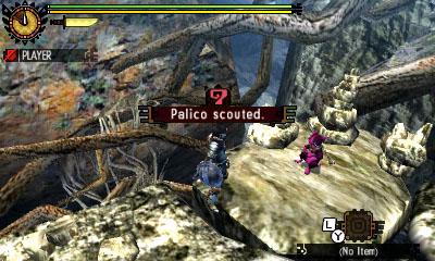 Monster Hunter 4 Ultimate - Felyne