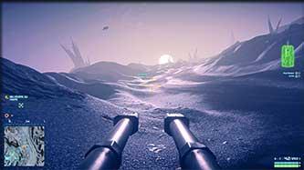Capture d'écran PlanetSide 2