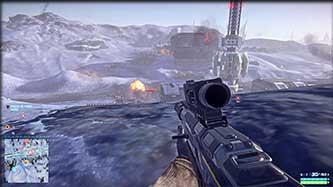 screenshot PlanetSide 2