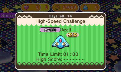 Créfadet arrive sur Pokémon Shuffle