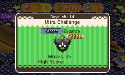 Zygarde débarque sur Pokémon Shuffle dans sa forme parfaite