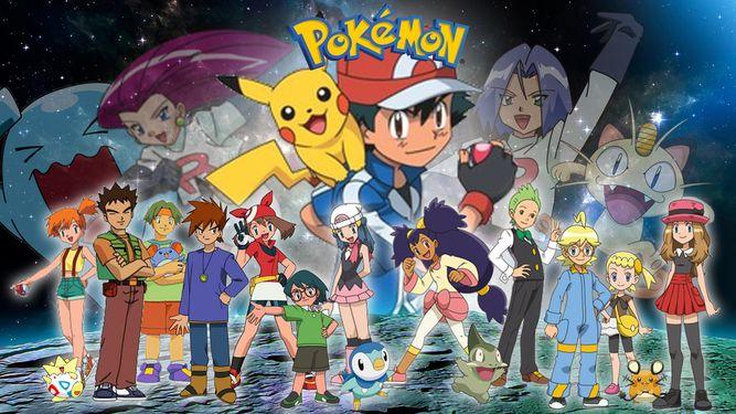 Dessin animé Pokémon