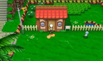 Pension Atoll Combat Pokémon ROSA