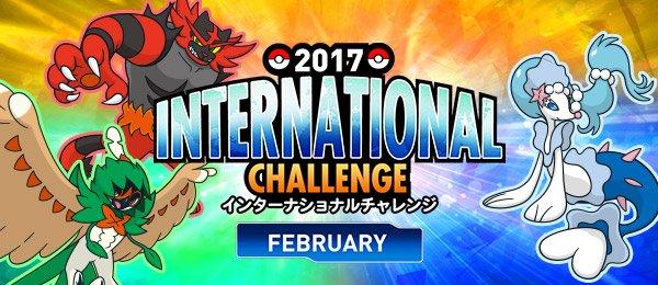 challenge international février