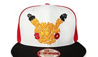 Une casquette Pokémon