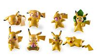 Plein de Pikachus