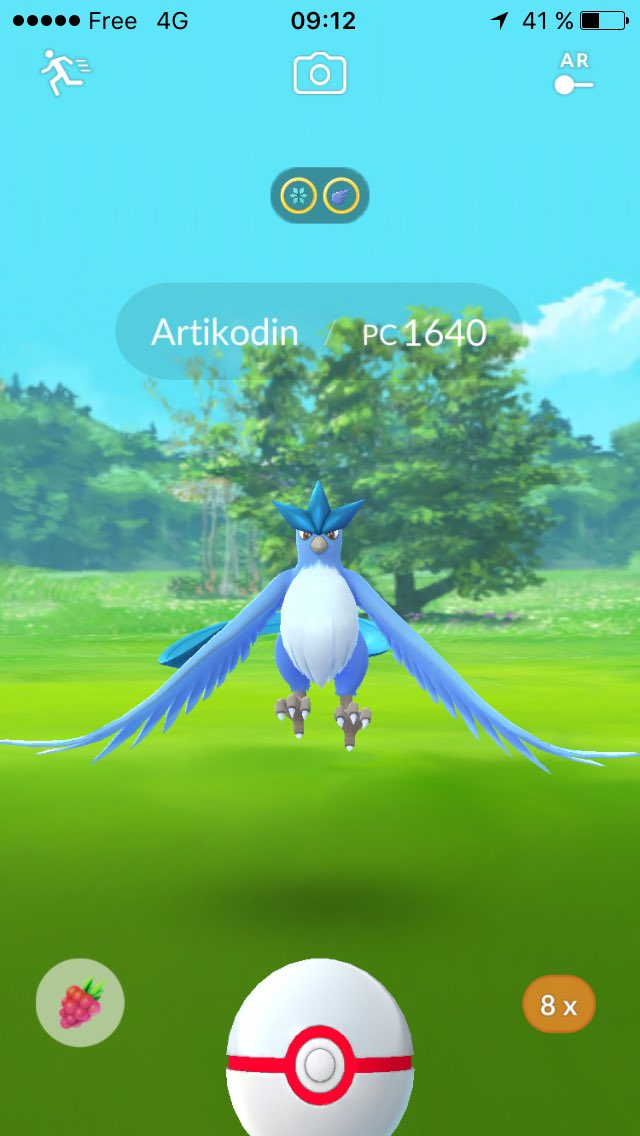 L gendaires pok mon go millenium - Pokemon legendaire pokemon y ...
