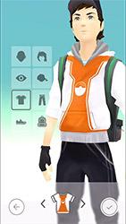 Personnalisez votre dresseur dans Pokémon GO