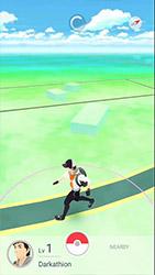 Les routes dans Pokémon GO