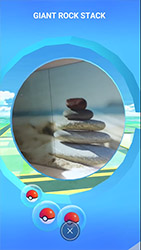 Un lieu notable dans Pokémon GO