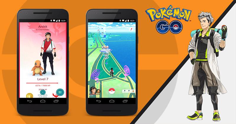 Les Pokémon Copains arrivent sur Pokémon GO !