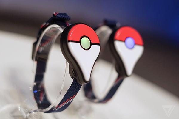 Le Pokémon GO Plus arrive bientôt !