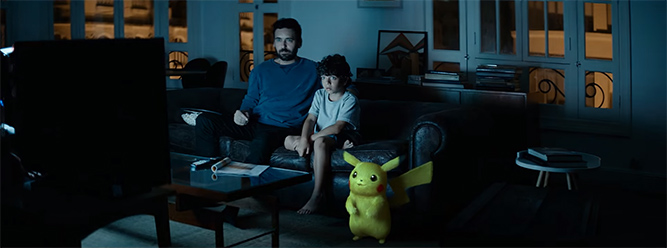 Pikachu dans la vraie vie, dans la nouvelle pub Pokémon du Super Bowl 2016