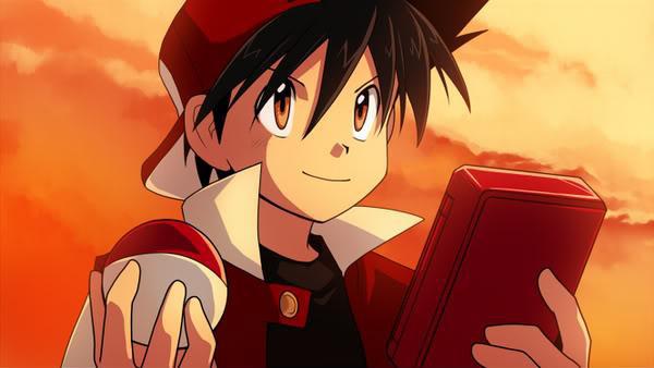 Red, le personnage principal de la première génération