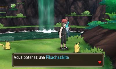 Pikachazélite