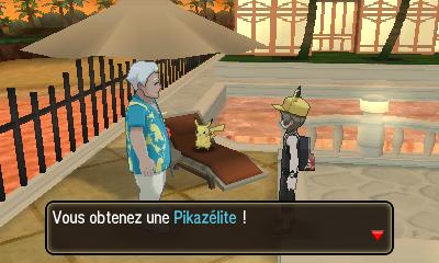Pikazélite
