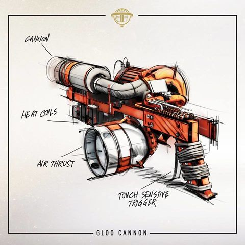 Prey : Canon GLUE