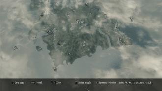 Carte de Solstheim
