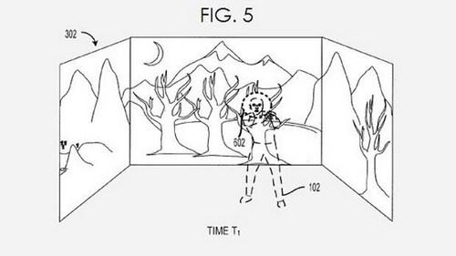 Xbox 720 : Technologie environnement 3D